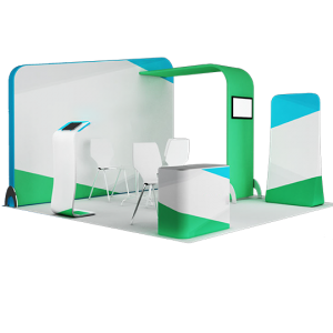 Exhibition stands design 28