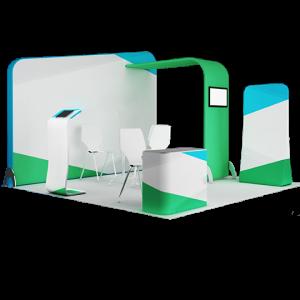 Exhibition stands design 28