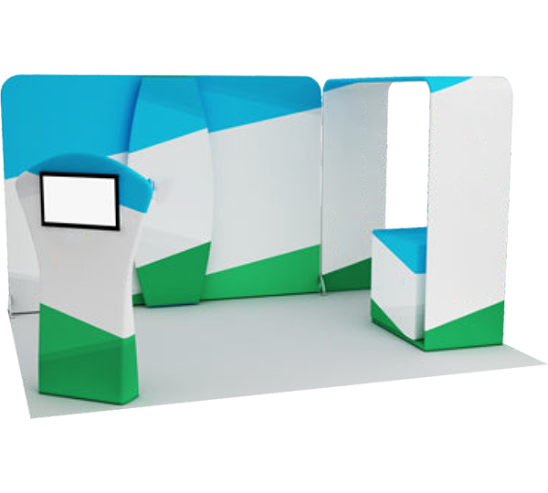 Exhibition stands design 23