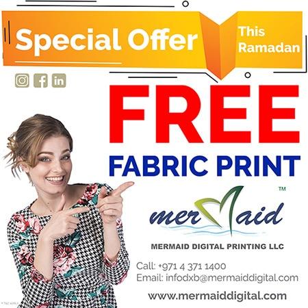 Fabric printing Company in Dubai